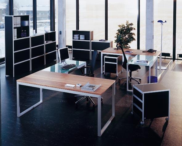 Moderne büromöbel weiss  Büromöbel und Licht - Möbel-Huus Kälin Einsiedeln